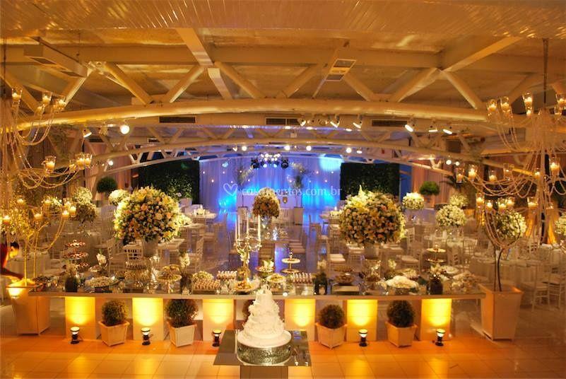 Casamento salão Oceânico