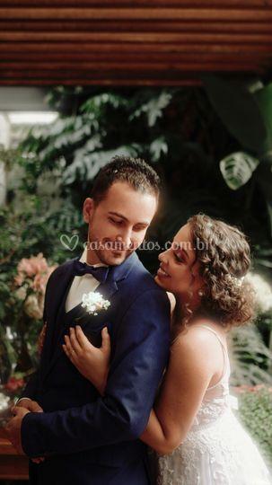 Um casamento feliz vive de amo