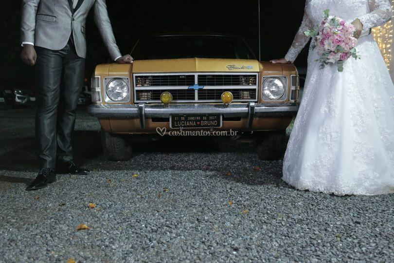 Placa Personalizada pra casal