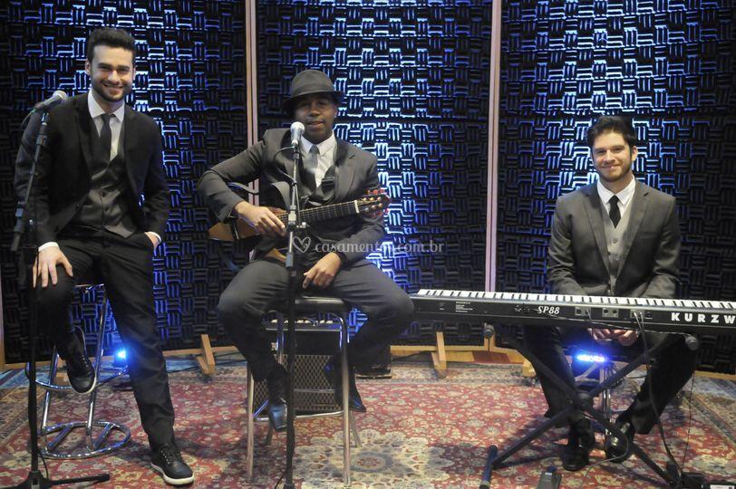 Trio Show Particular - MPB