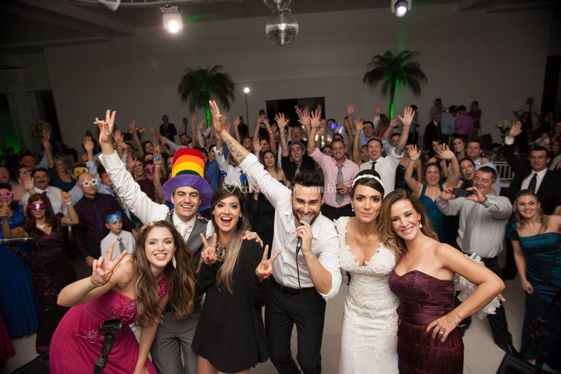 Alegria!!!!! de Show Particular Músicos para Eventos