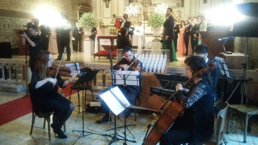 Quarteto +Clarinada
