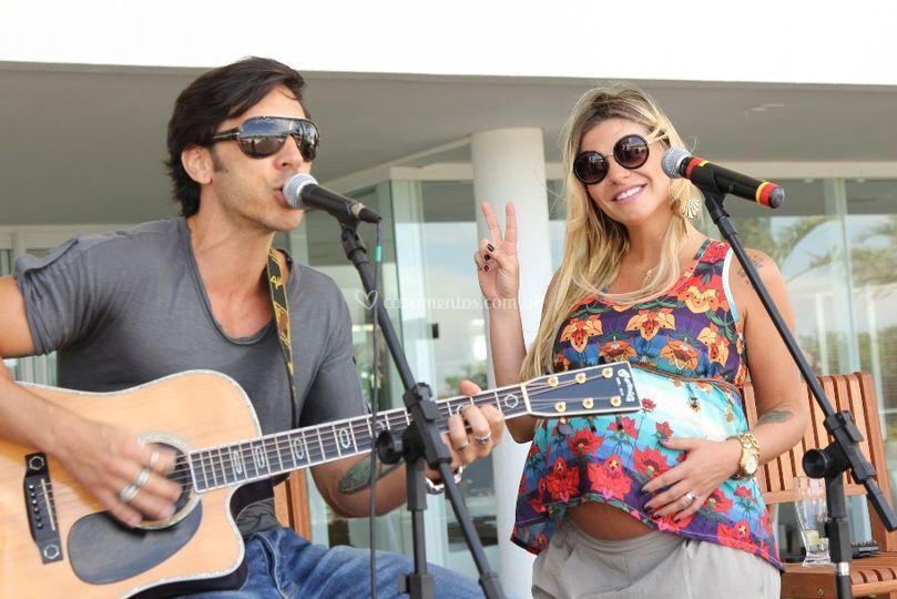 Claus e Vanessa - Voz e Violão