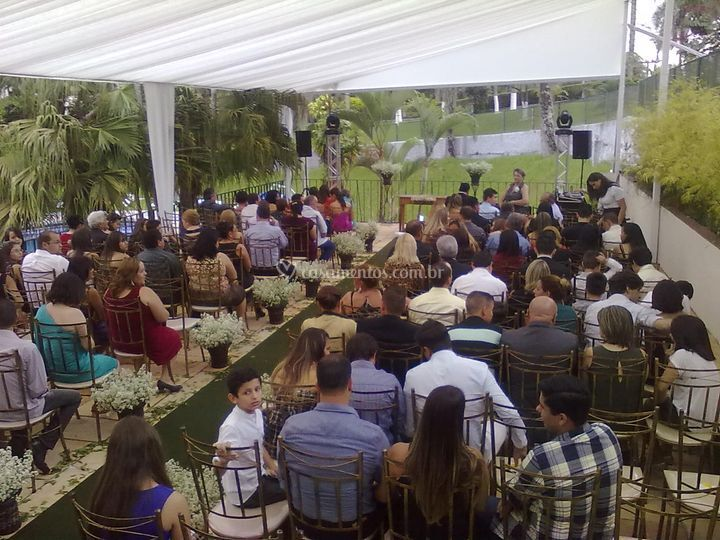 Deck Cerimônia