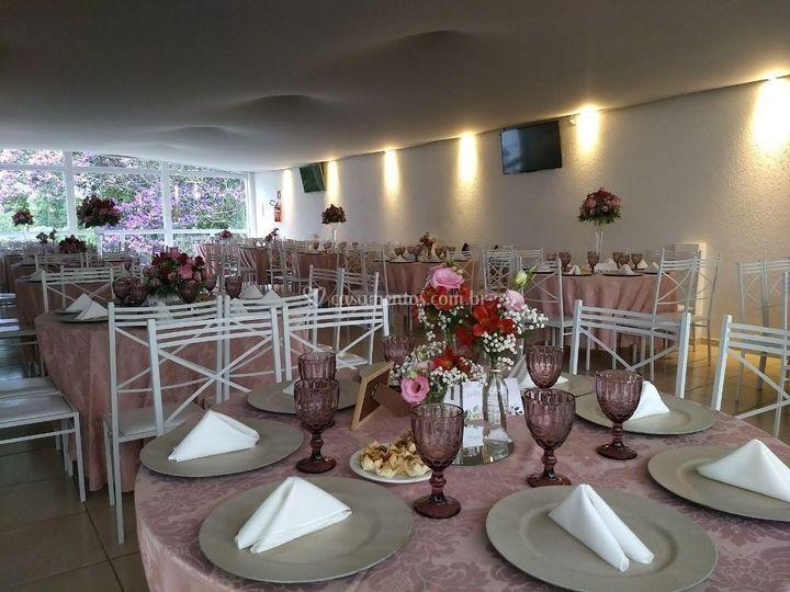 Salão dos convidados