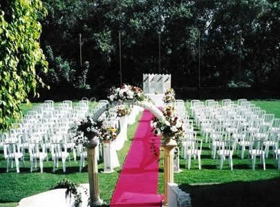 Casamento Campo 10 anos atrás