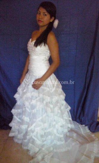 Vestidode noiva