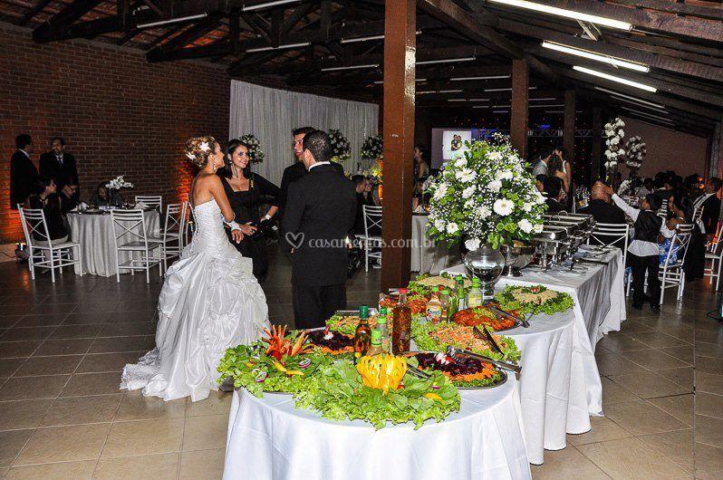Recepção casamentos