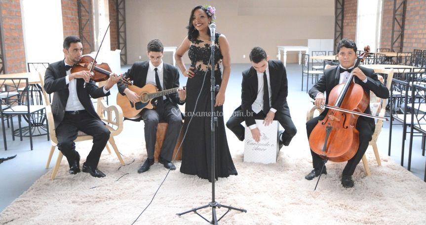 Cantando o Amor
