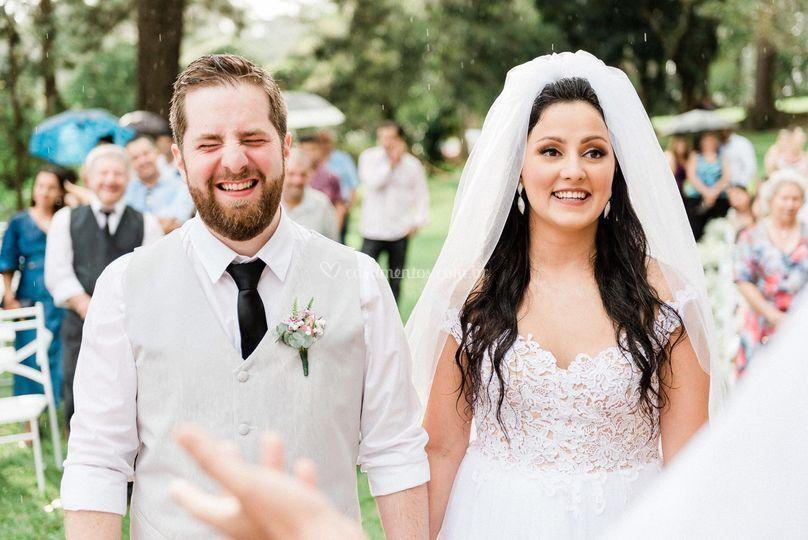 Casamento - Niara & Edu