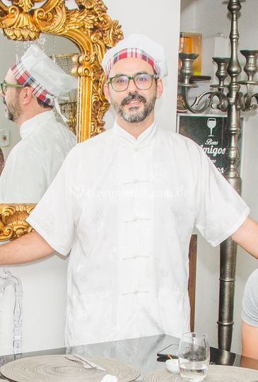Chefe Wendel Moreira