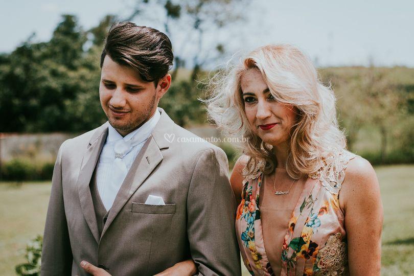 Priscilla e Guilherme