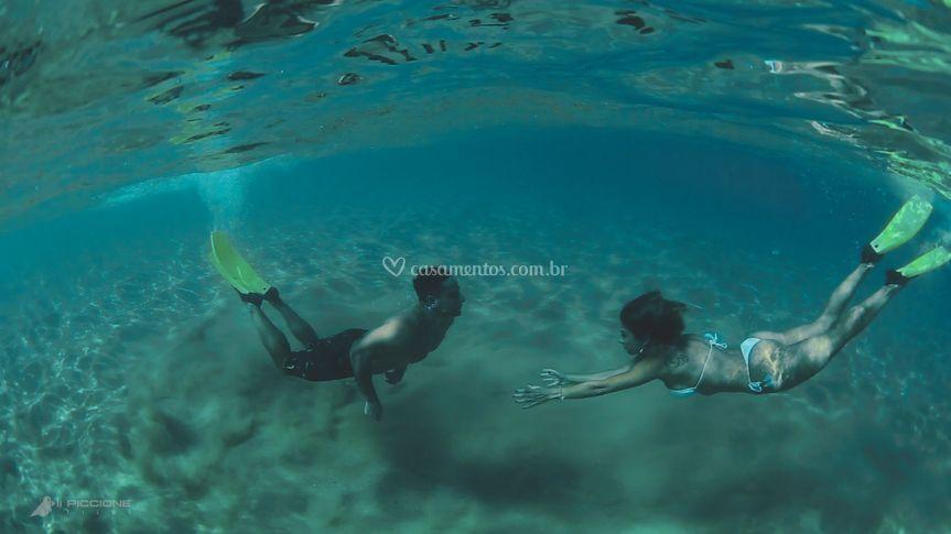 Marina & Raul - F. de Noronha