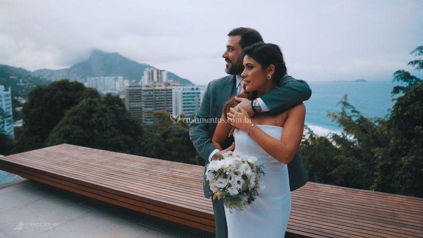 Andrea & Bruno - Joá