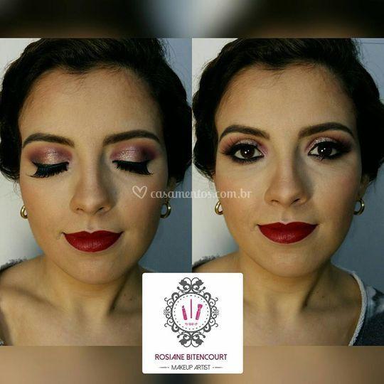 Rosiane Bitencourt MakeUp Artist