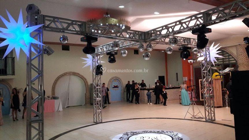 Casamento/Baile de debutantes