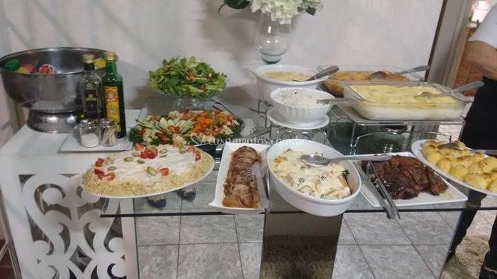 Buffet Dom Antonio