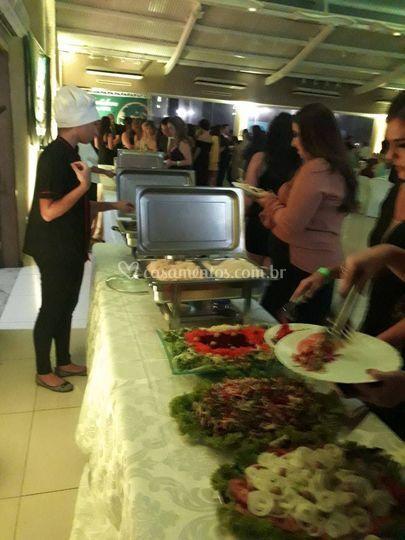 Jantar de formados
