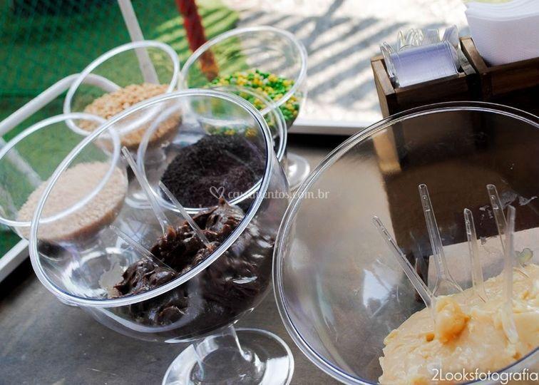 Chocolate branco belga