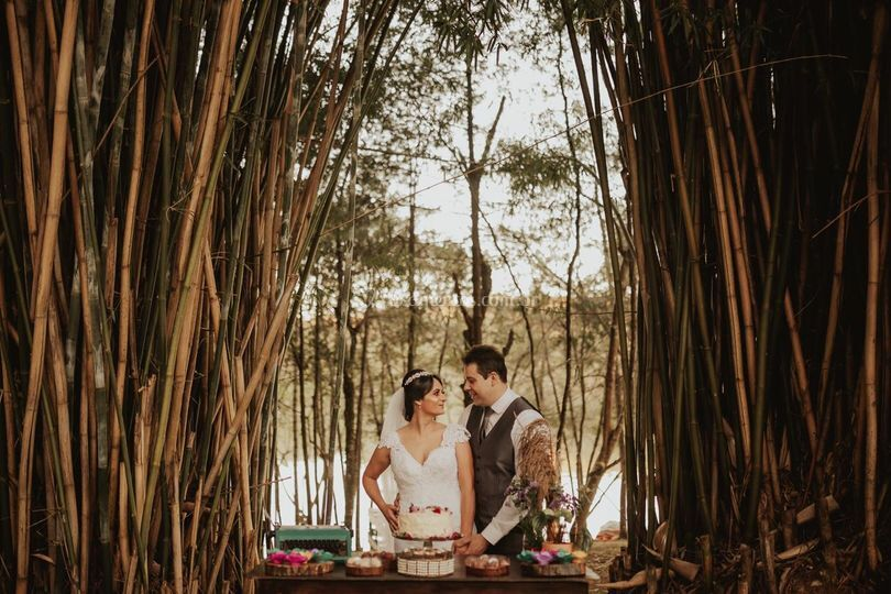 Elopmente Wedding. chácara WK