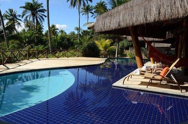 Bangalô Bali Luxo