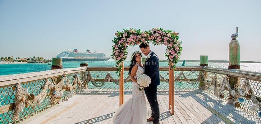 Casamento em grande estilo
