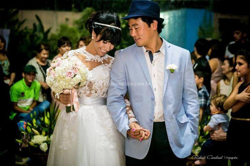 Casamento Thaís e Ricardo
