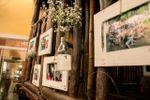 Painel de Fotos na Casinha