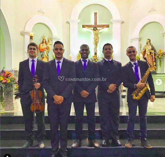 Quinteto Igrejas