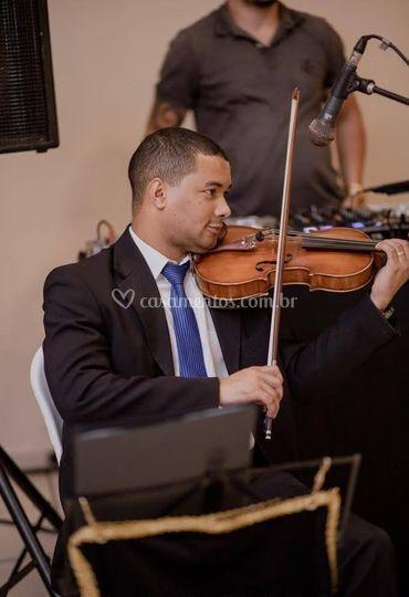 Violino um dos mais pedidos