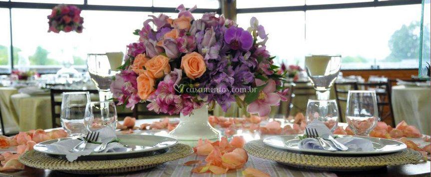 Detalhe floral