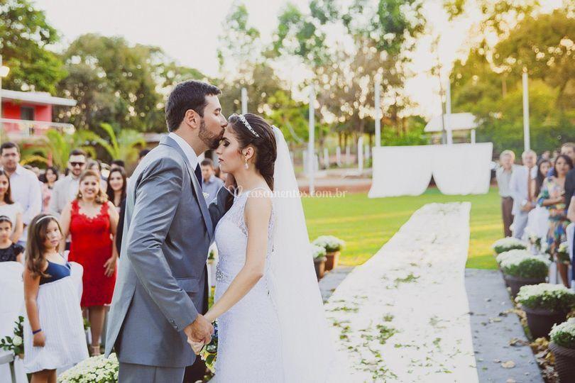 Wedding no campo
