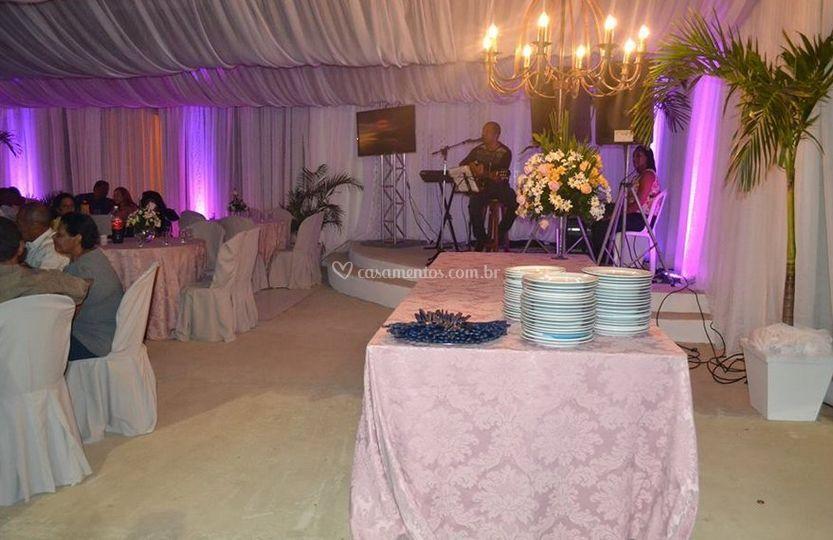 Sitio casamento