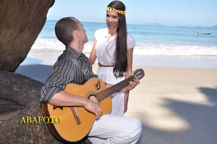 Making of - Leide e Paulo