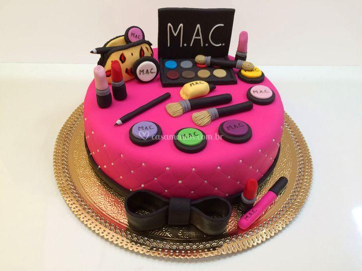 Kit de Maquiagem MAC