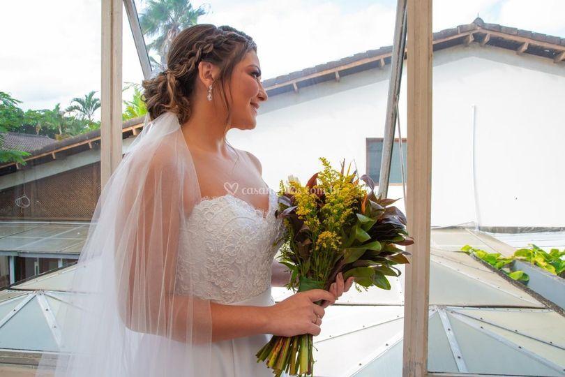 Noiva Maria Luisa