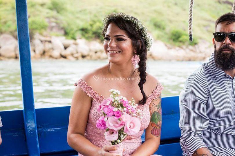Casamento Andressa e Bidu