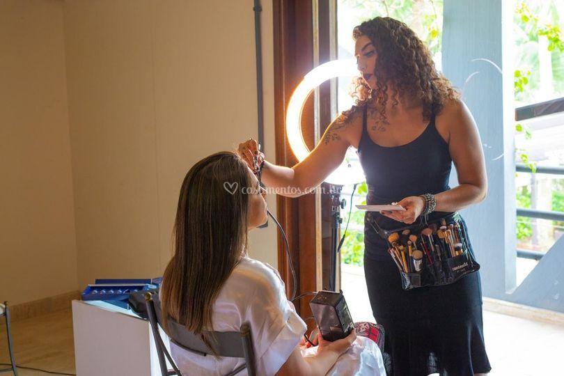 Making of Maria Luisa