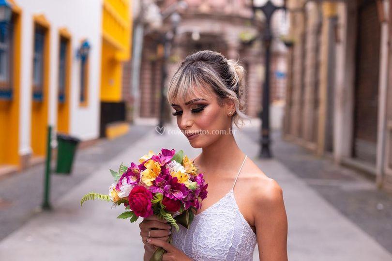 Noiva Stefanny