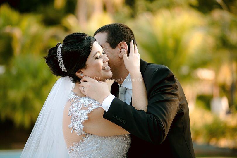 Iluminar Fotografia Casamento
