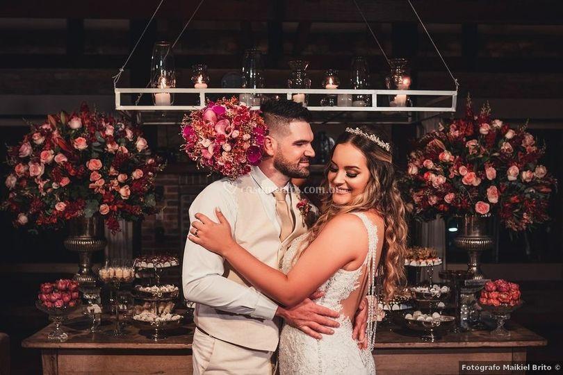 Casamento Gabriela & Cleto