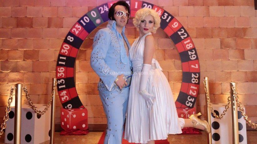 O show do Elvis na sua festa