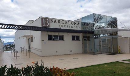 Barcelona Pampulha Recepções