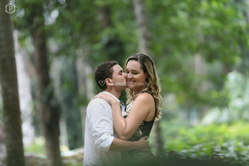 Raquel e Vinicius