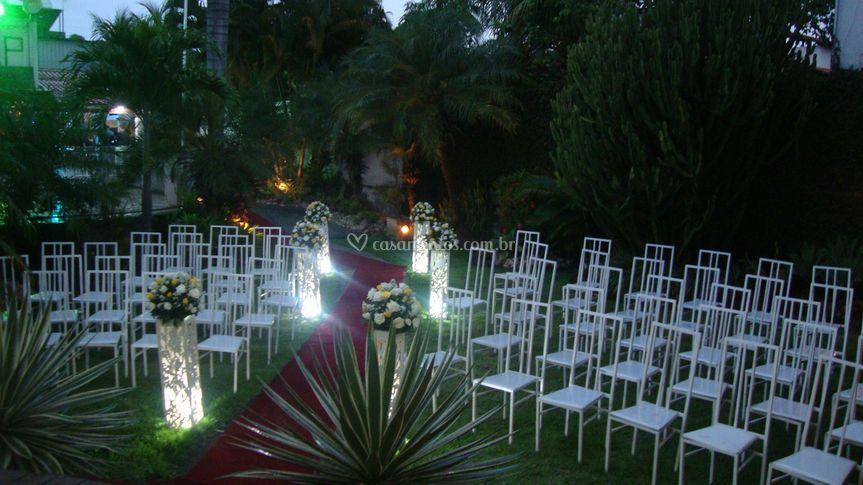 Jardim do Casarão do Paraíso 2