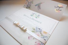 Le Papier Coloré Convites