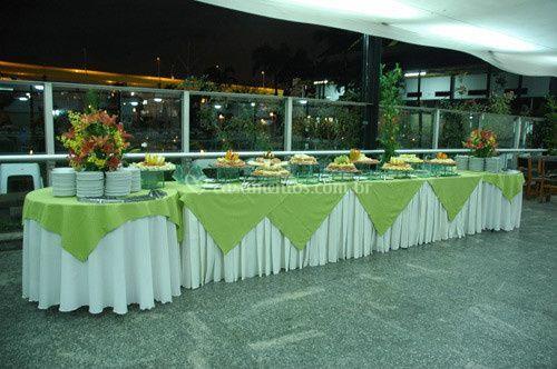 Buffet Flor Do Alvorada