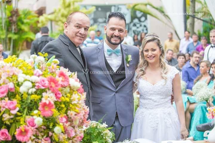 Casamento de wagner e barbara