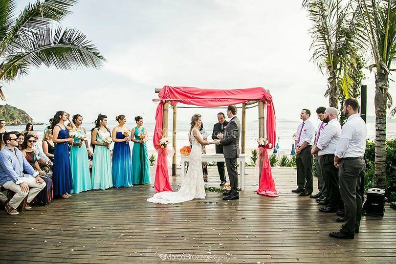 Casamento búzios jake e mariah