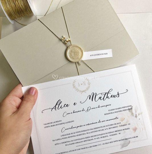 Ana Loni Convites